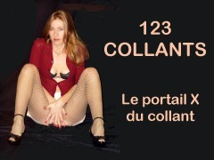 123 Collants - Le portail X du collant et du nylon